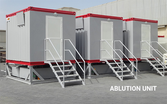 ablution unit manufacturer dubai