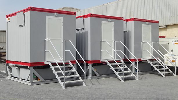 portable cabins rental